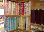 Fabric available in yardage or pre-cut fat quarters